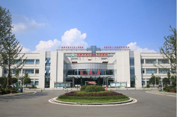 """恭贺""""成都青白江区人民医院""""-浩科CTV信息发布系统成功交付"""