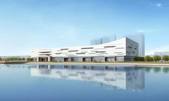 """""""数字中国""""长乐国际会展中心"""